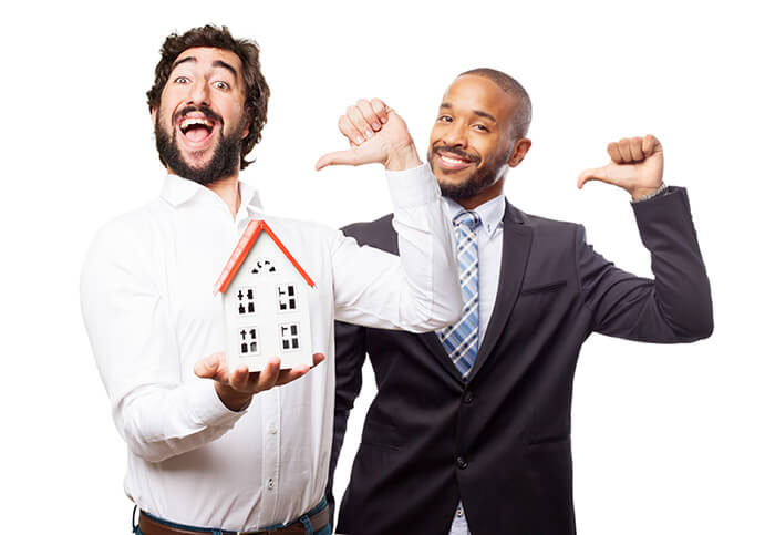 Two Men Who Want to Buy You House